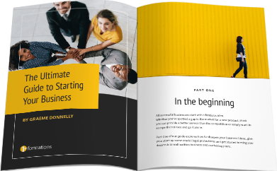 1st Formations Ultimate Guide to Starting Your Business